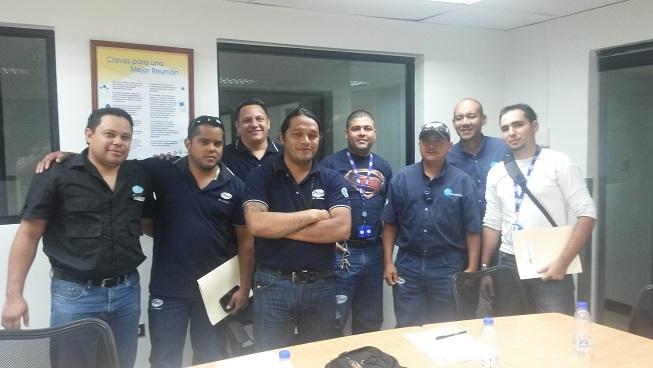 Curso de Riesgo Electrico - Pfizer de Venezuela - 2014