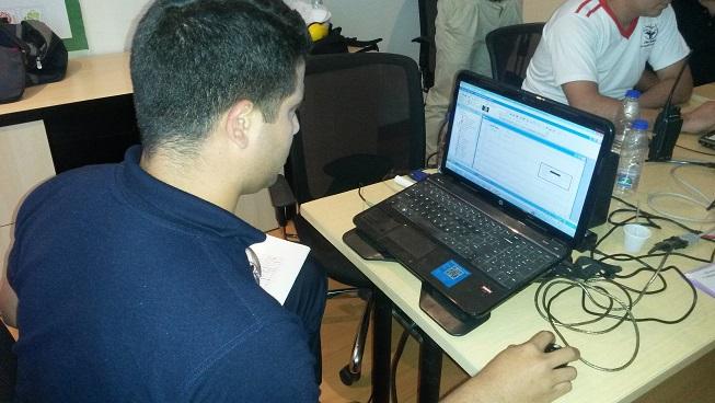 Curso de PLC (Controladores Logicos Programables) - SLC500 ALLEN BRADLEY - Alimentos Kelloggs - Venezuela 2015