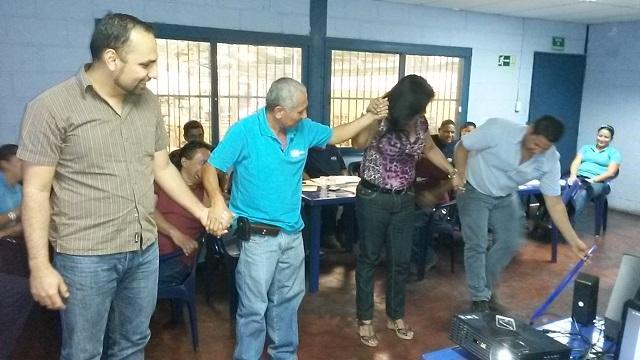 Curso de Riesgos Industriales - Propapel - Venezuela 2015