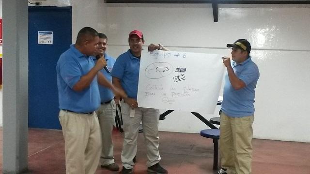 Curso de BPF - Alimentos Kelloggs - Venezuela 2015