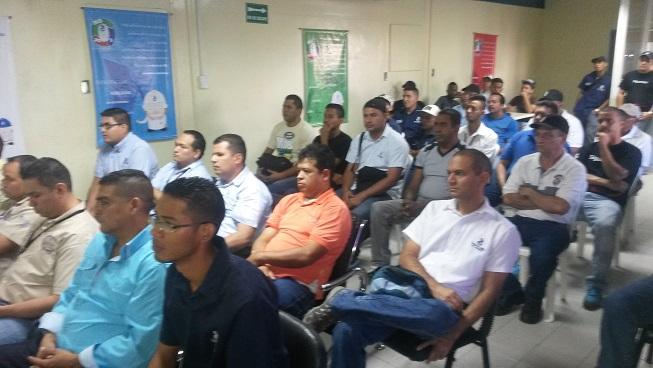 Curso de Permisos de Trabajo - Genmills de Venezuela - Venezuela 2016