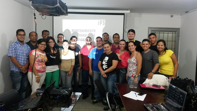 Curso de Mantenimiento Centrado en la Confiabilidad - Venezuela 2016