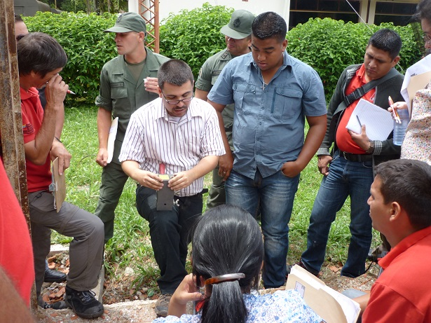 Curso de Sistema de Puesta a Tierra - Fundelec - Venezuela 2014
