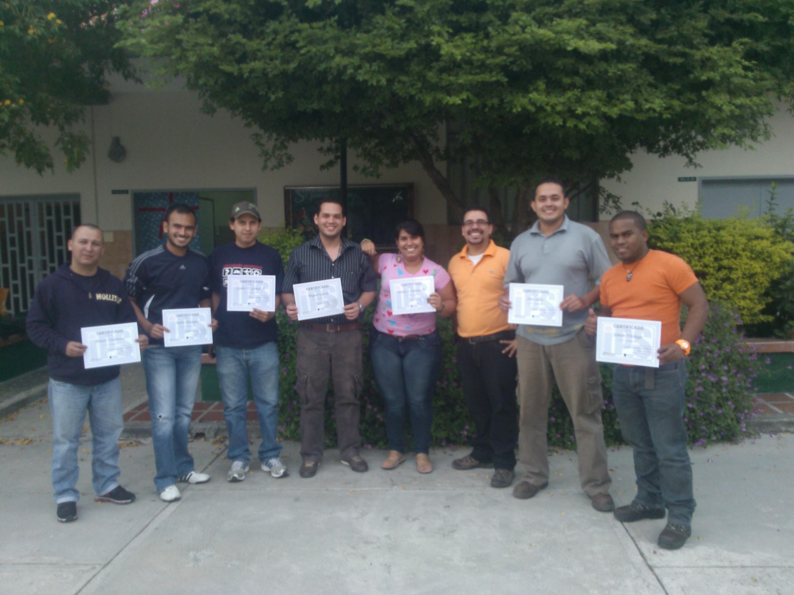 Curso de Canalizaciones Electricas - Venezuela 2013