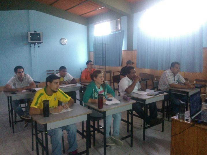 Curso de Sistemas de Puesta a Tierra en Sistemas de Distribucion (SPAT) - Venezuela 2015