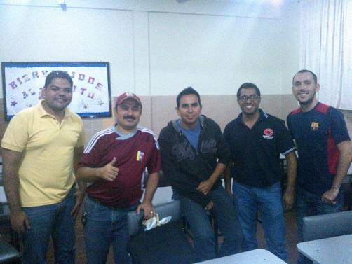 Curso de Mantenimiento Proactivo a Nivel Industrial - Venezuela 2013
