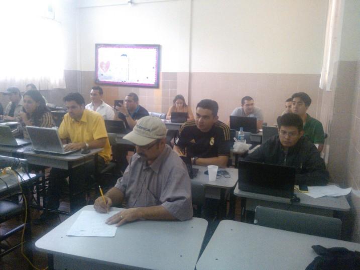 Curso de PLC (Controladores Logicos Programables) - Modulo # 1 - Venezuela 2013
