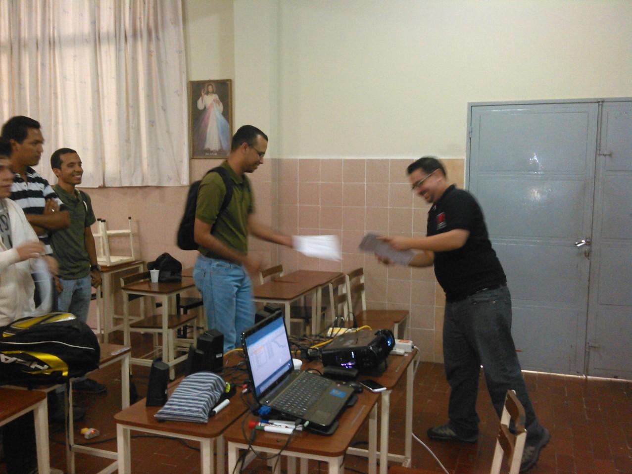 Curso de APU y Control de Obras - Venezuela 2013